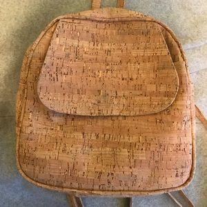 Handbags - Portuguese Cork Backpack